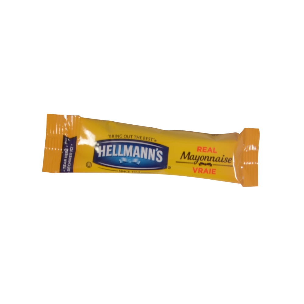 Hellmann's Mayonnaise, Packets, 0.38 Oz Each, 210/Case