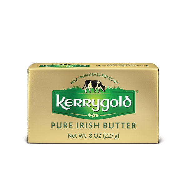 KERRYGOLD PURE IRISH SALTED BUTTER 8 OZ