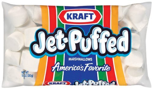KRAFT JET-PUFFED MARSHMALLOWS 10 oz