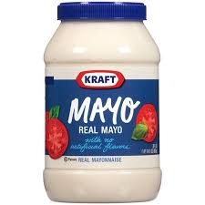 KRAFT REAL MAYONNAISE 30 OZ
