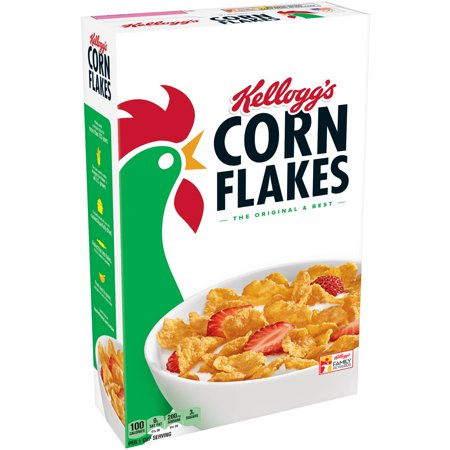 Kellogg's Corn Flakes Cereal, 24 oz