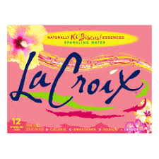 LACROIX SPARKLING HAWAIIAN-BISCUS 12 OZ 12 COUNT 2 PACK***SHIP TO ORDER BY NOON ON MONDAY'S ARRIVING THE FOLLOWING MONDAY FOR DELIVERY***