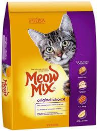 MEOW MIX DRY CAT ORIGINAL FOOD 16 LB***SHIP TO ORDER BY NOON ON MONDAY'S ARRIVING THE FOLLOWING MONDAY FOR DELIVERY***