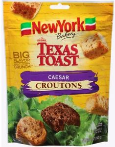 New York Texas Toast Caesar Croutons 5 oz