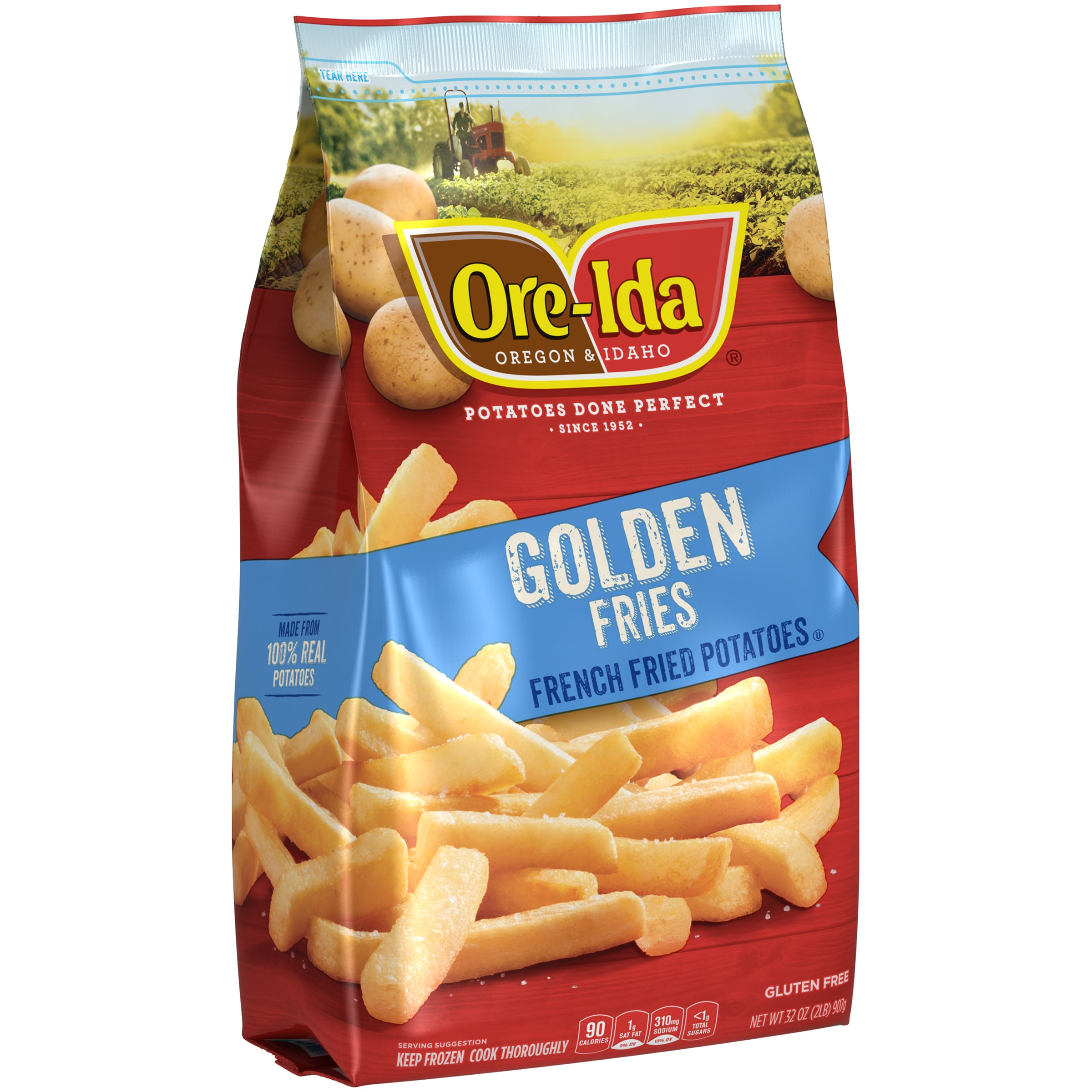ORE--IDA GOLDEN FRENCH FRIES 32 OZ