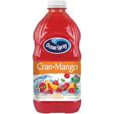 Ocean Spray Juice Drink, Cranberry Mango, 64 Oz