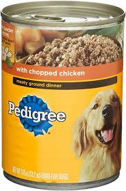 PEDIGREE GRAND DINNER CHOPPED CHICKEN 13.2 OZ 12 COUNT***SHIP TO ORDER BY NOON ON MONDAY'S ARRIVING THE FOLLOWING MONDAY FOR DELIVERY***