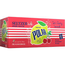 POLAR SELTZRADE TART CHERY LIMEADE 8PK 12 OZ 3 COUNT #ROCK VALUE PRODUCT ORDER BY SUNDAY EVENING'S ARRIVING NEXT WEEKS' TUESDAY FOR DELIVERY#