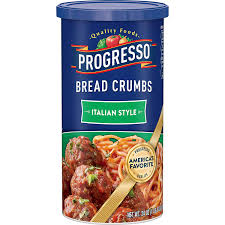 PROGRESSO BREAD CRUMBS-ITALIAN FLAVOR 24 OZ