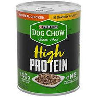 PURINA DOG CHOW PROTIEN CHICKEN GRAVY 13OZ 12 COUNT***SHIP TO ORDER BY NOON ON MONDAY'S ARRIVING THE FOLLOWING MONDAY FOR DELIVERY***
