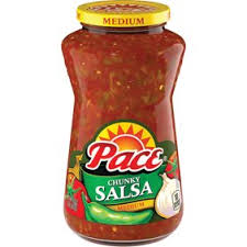 PACE MEDIUM THICK CHUNKY SALSA 16 OZ
