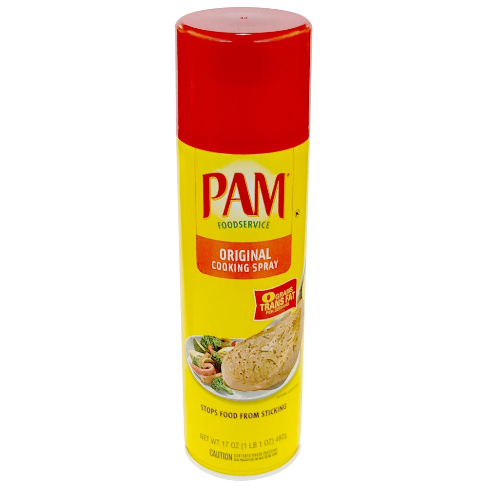 Pam Original Pan Coating Spray, 17 Oz