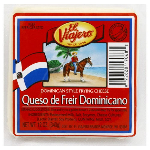 QUESO DE FREIR DOMINICANO (FRYING CHEESE) 12 oz