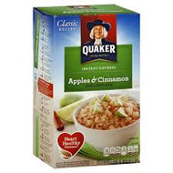 QUAKER OATS INSTANT APPLES & CINNAMON 1.51 OZ 10 CT