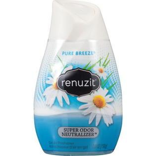 RENUZIT ADJUSTABLE PURE BREEZE AIR FRESHNER 7 OZ***SHIP TO ORDER BY EVERY SUNDAY ARRIVES THE NEXT WEEK'S TUESDAY FOR DELIVERY***