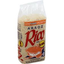RICO RICE LONG GRAIN 5LB
