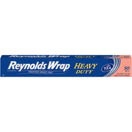REYNOLDS WRAP HEAVY DUTY STRENGTH ALUMINUM 50 SF