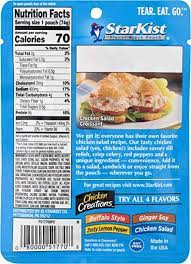 STARKIST CHICKEN SALAD CREATIONS 2.6 OZ