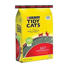 TIDY CATS BOX FILLER 20 LB BAG***SHIP TO ORDER BY NOON ON MONDAY'S ARRIVING THE FOLLOWING MONDAY FOR DELIVERY***