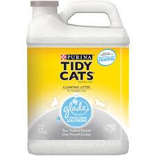 TIDY CATS GLADE 20LB 2 COUNT***SHIP TO ORDER BY NOON ON MONDAY'S ARRIVING THE FOLLOWING MONDAY FOR DELIVERY***