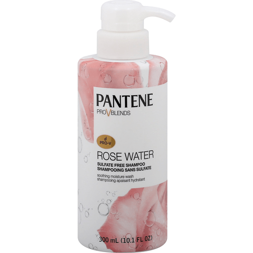 PANTENE SHAMPOO - ROSE WATER