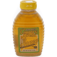 AUNT BEES COUNTY FRESH HONEY JAR 16 OZ