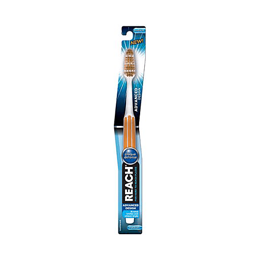 REACH ADVANCED DESIGN MEDIUM ADULT TOOTHBRUSH