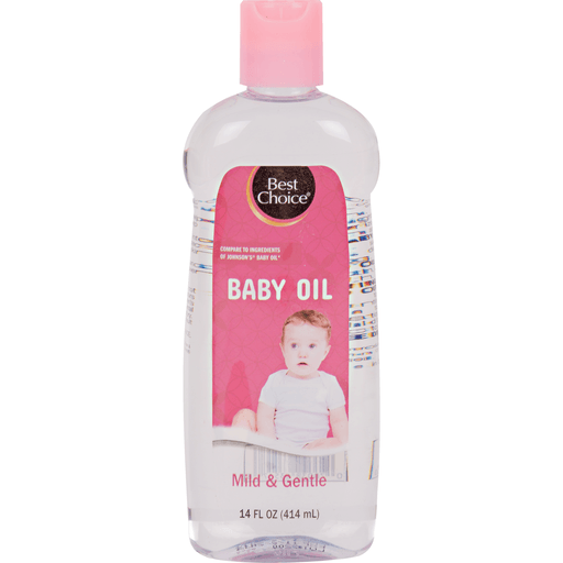 BEST CHOICE BABY OIL