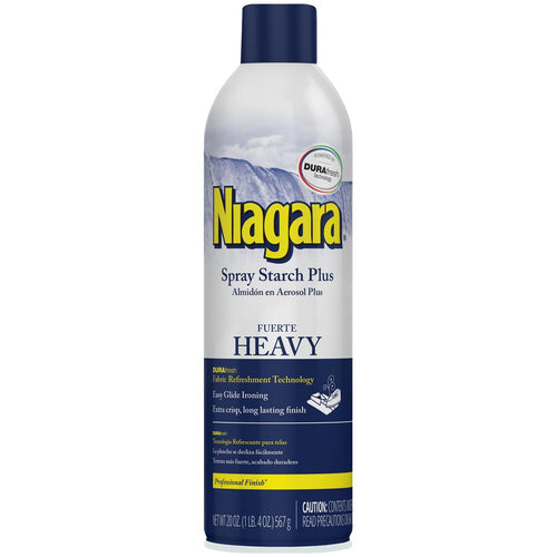 niagara-spray-starch heavy 20 oz