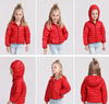 Kids Compact Light Down Coat (Perfect for Autumn and Light Winter)