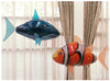 Shark/Nemo Remote Helium Balloon (BIG)