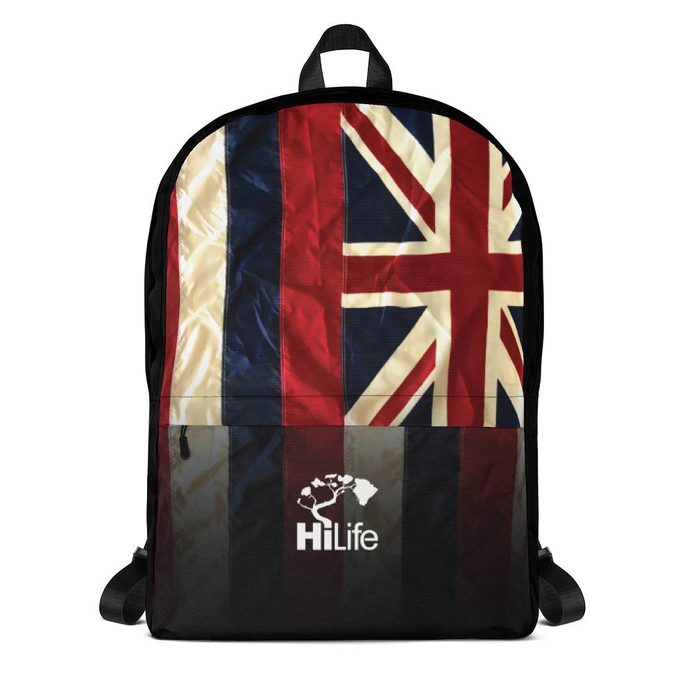 Hilife Clothing Co Tendencies Back Pack Arcus Navy Bags