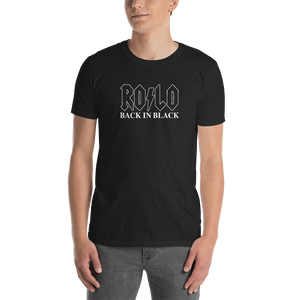 Team Rolo Back in Black
