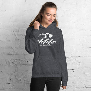 HiLife Hooded Sweatshirt Sprayed