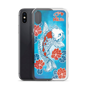 HiLife iPhone Case Koi