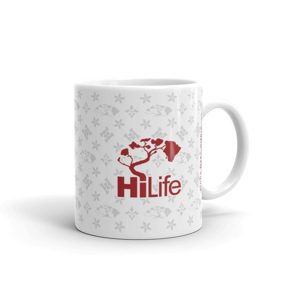 HiLife Mug Whiteout