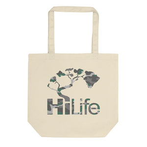 HiLife Eco Tote Bag Camo