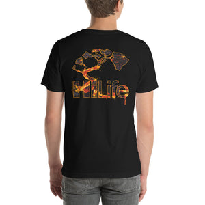 HiLife T-Shirt Basic Lava