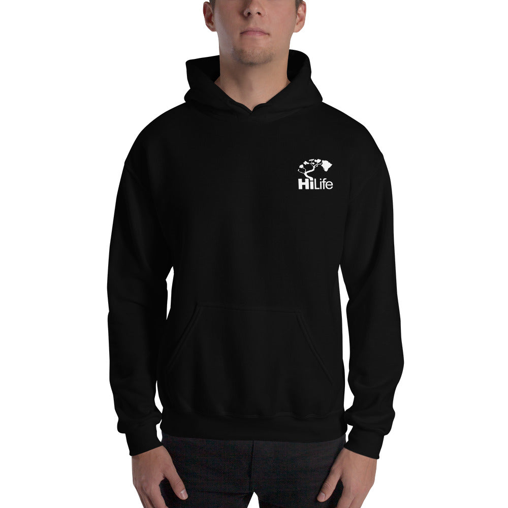 HiLife Hooded Sweatshirt Tapa