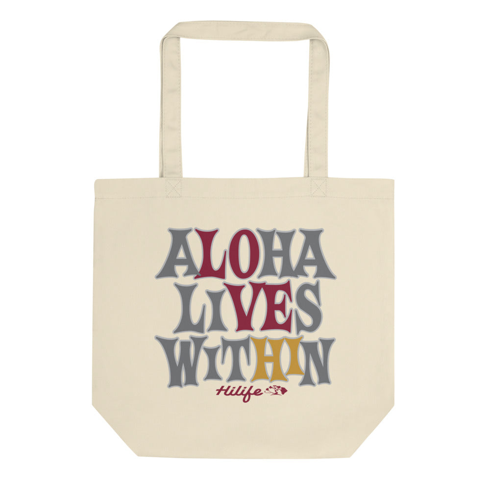 HiLife Eco Tote Bag WIthin