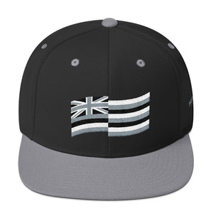 HiLife Hat Snapback Flag Muted