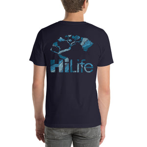 HiLife T-Shirt Basic Leaves