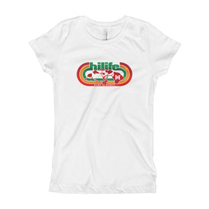HiLife Girl's T-Shirt Rasta