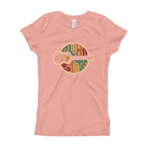 HiLife Girl's T-Shirt Ukulele Magic