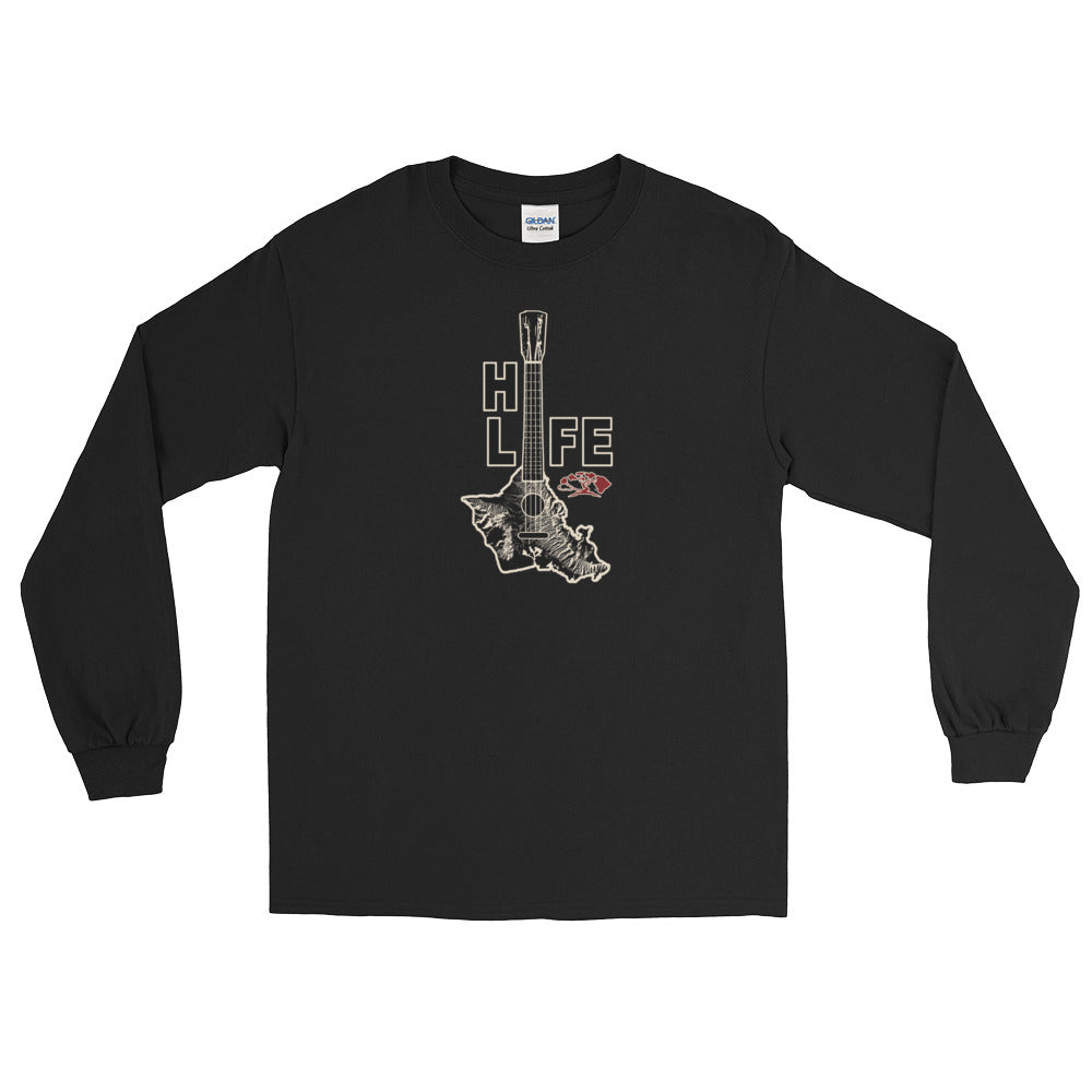HiLife Long Sleeve Ukulele Roots