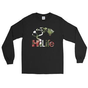 HiLife Long Sleeve Basic Tropical