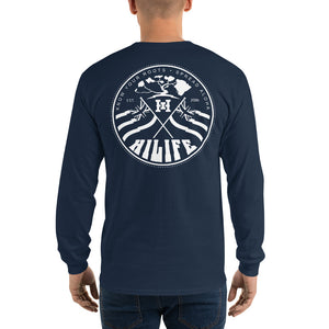 HiLife Long Sleeve Flag Pride