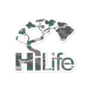 HiLife Sticker Basic Camo