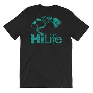 HiLife T-Shirt Basic Coco Palms