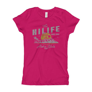 HiLife Girl's T-Shirt Summertime